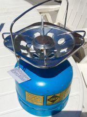 Camping GAZ Flasche Füllung und