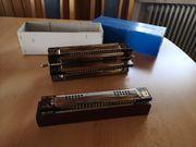 Hohner Kreuzwender 6-fach Mundharmonika