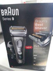 Rasierer von Braun 9
