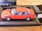 Minichamps Volvo S70 1998 Indianarot