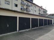 Gepflegte Garage Mitten in Schwetzingen