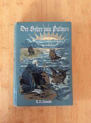 altes Buch - Der Seher von