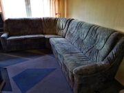 Couch Sofa Rundecke Schlafsofa ausklappbar