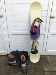 Snowboard Schuhe Tasche