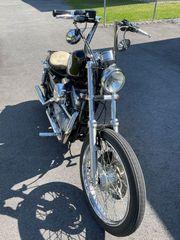 Harley Davison Sportster 883 Custom