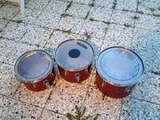 3 Trommeln 3 Tom für