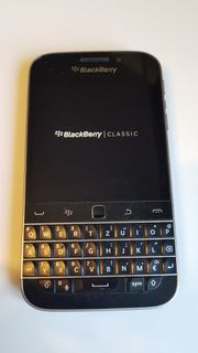 BlackBerry Classic - Smartphone Handy Touch