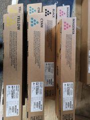 Verkaufe 7x neue Ricoh Druckerkartuschen