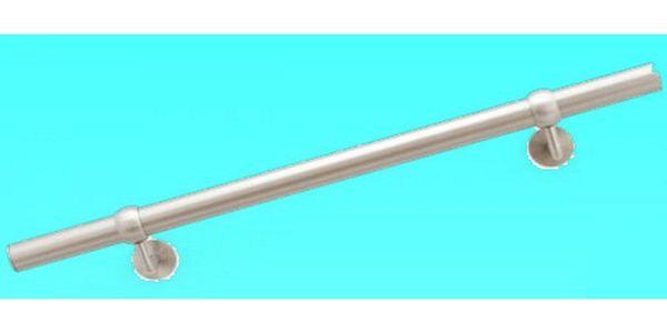 Handlauf aus Edelstahl ca 130cm