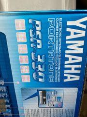 Yamaha Keyboard PSR 330