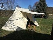 Saxon Zelt 4x6 m 100