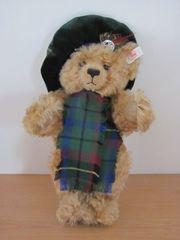 STEIFF Teddybär The Scottish Bear