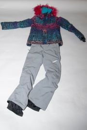 Kinder-Schianzug bestehend aus Jacke und