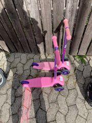 2 Dreiradscooter