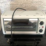 Kl Backofen Griller Toaster