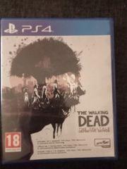 PS4 Walking Dead Spiel