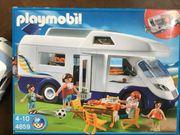 Playmobil Wohnmobil 4859