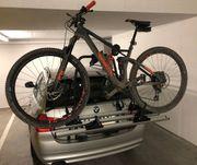 Thule Dachfahrrad Träger in Wolfurt Fahrrad