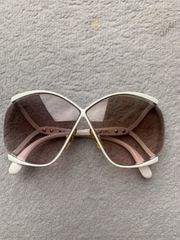 Damen-Sonnenbrille Vintage von Christian Dior