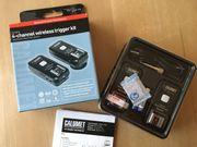 Calumet Pro Series Funkauslöser-Set Canon