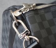 Louis Vuitton Keepall55 in Damier