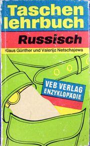 Taschenlehrbuch Russisch