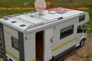 Peugeot Knaus Traveller Wohnmobil