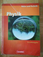 Schulbuch Physik