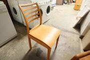4 Stühle mit Ecktisch NUR