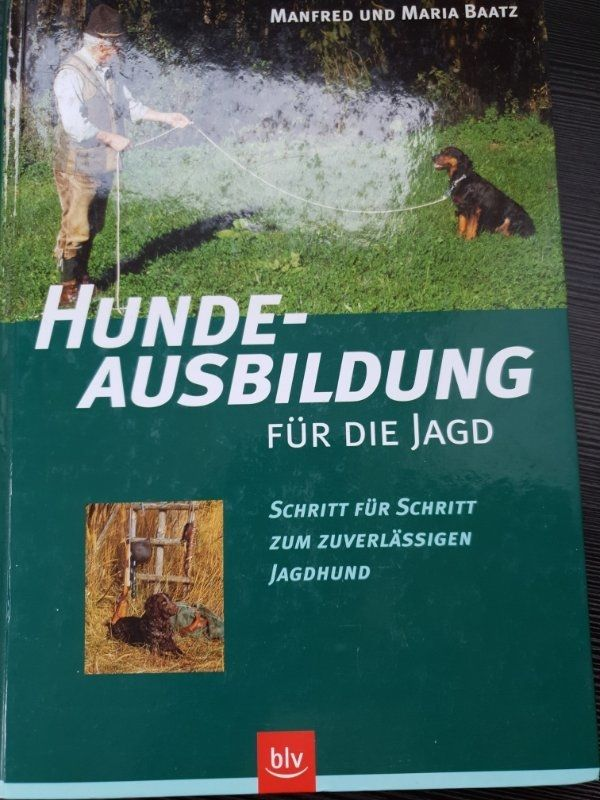 Hundeausbildung für die Jagd