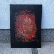 Bild Acryl auf Leinen 50x70cm
