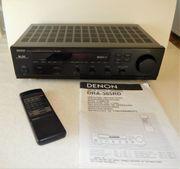DENON DRA 385RD Receiver AM-FM