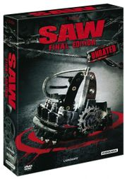 Saw 1-7 Final Edition unrated