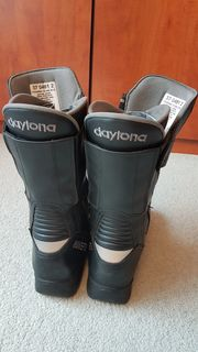 -neuwertige- Stiefel Daytona Touring Star