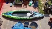 Intex Challenger K2 Zweisitzer Kanu