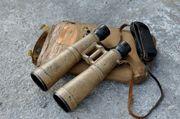 Dienstglas Afrika Korps 10x50 aus