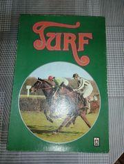Verkaufe dieses DDR Spiel Turf-