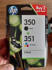 HP Druckerpatronen 350 351
