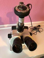 Mikroskop KRÜSS MSZ5000 T-S-R-L inkl