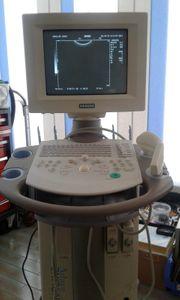 Ultraschallgerät Siemens Sonoline Adara Schallkopf