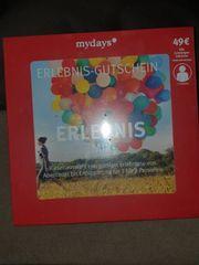 mydays Gutschein Boxen