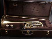 Bassposaune von Bach Modell 50
