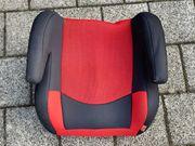 Kindersitz Schale Sitzerhöhung in rot