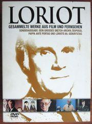 LORIOT gesammelte Werke 8 DVD