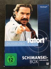 SCHIMANSKI-BOX 4-Disc Set 4 seiner