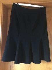 Damenrock schwarz Gr 46 oder