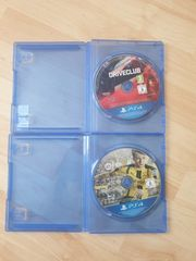 Ps4 Spiele Driveclub Fifa 17