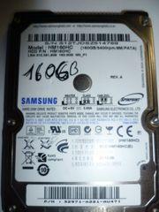 Samsung 2 5 Zoll 160GB