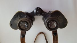 Optik - Seltenes Fernglas Carl Zeiss Jena