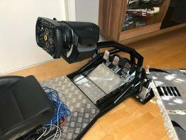 Sonstige Systeme - Virtueller Rennsitz VRS 4D D-Box